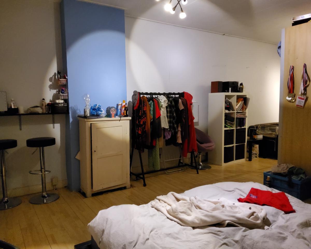 Kamer te huur aan de Kortekade in Rotterdam