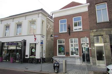 Kamer in Den Bosch, Bleekerstraatje op Kamernet.nl: Sfeervol tweekamer-appartement (type maisonnette)