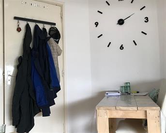 Kamer in Groningen, Oosterhamrikkade op Kamernet.nl: Nette kamer nabij centrum