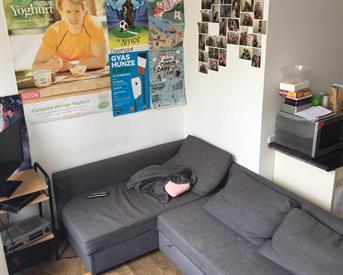 Kamer in Groningen, Nieuwe Ebbingestraat op Kamernet.nl: HUIZE PITT ZOEKT EEN NIEUWE HUISGENOOT (m/v)