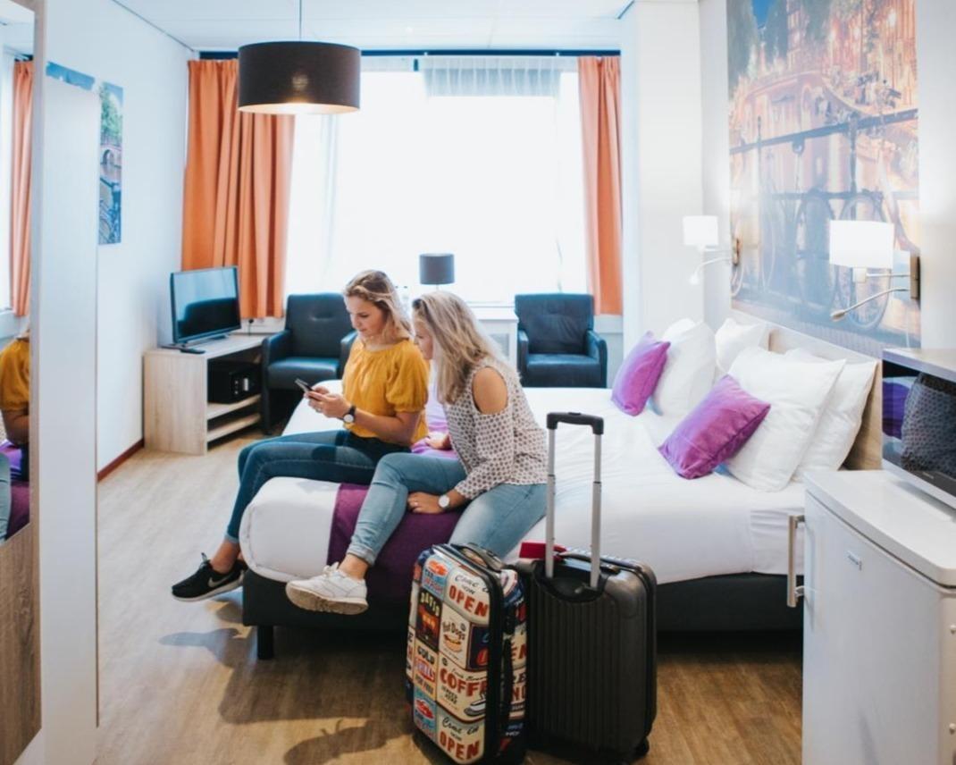 Kamer te huur in de Heathrowstraat in Amsterdam