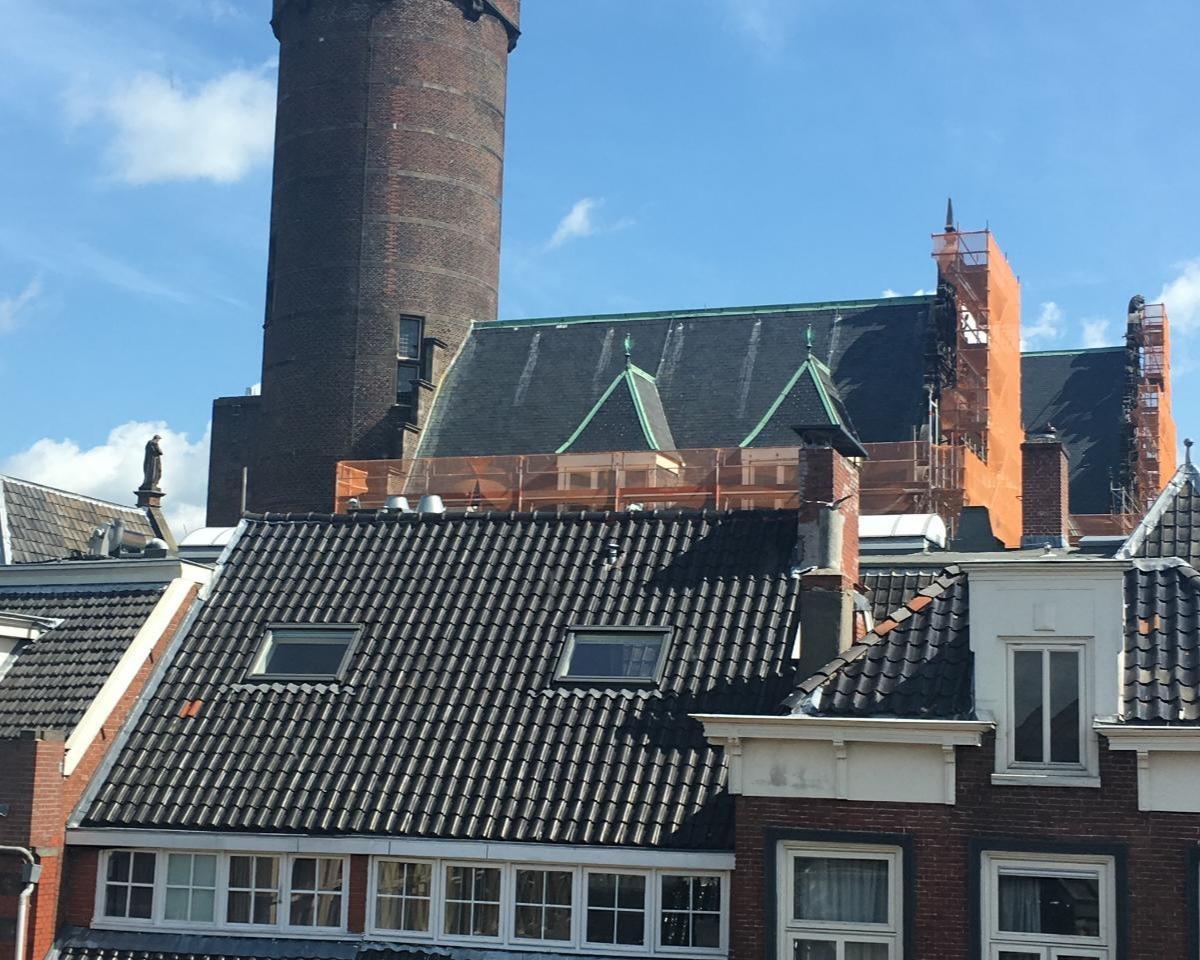 Kamer te huur in de Oude Kijk in 't Jatstraat in Groningen