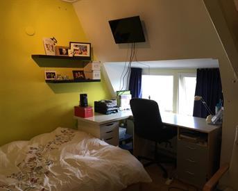 Kamer in Enschede, Van Lochemstraat op Kamernet.nl: Onderhuur september-januari