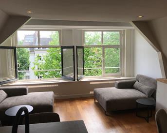Kamer in Amsterdam, Herengracht op Kamernet.nl: grachtenpand met terras 2 kamer appartement