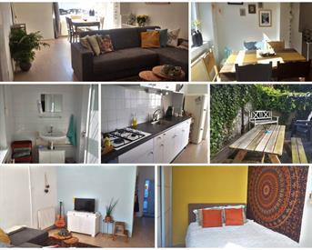 Kamer in Utrecht, Herenweg op Kamernet.nl: Appartement in Utrecht Centrum (3 maanden evt met verlenging)