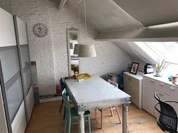 Kamer in Maastricht, Ambyerstraat Zuid op Kamernet.nl: Leuke kamer van 26m² op de tweede verdieping