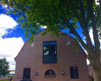 Studio aan Zuideindseweg in Delfgauw