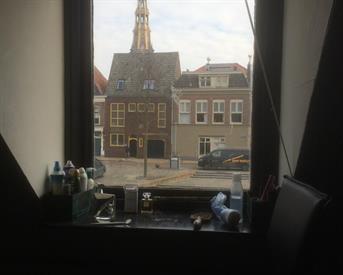 Kamer in Groningen, Pottebakkersrijge op Kamernet.nl: ERRGG leuke kamer aan de gracht.
