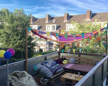 Kamer in Delft, Prins Mauritsstraat op Kamernet.nl: Van alle gemakken voorzien, 3 dames&jij?