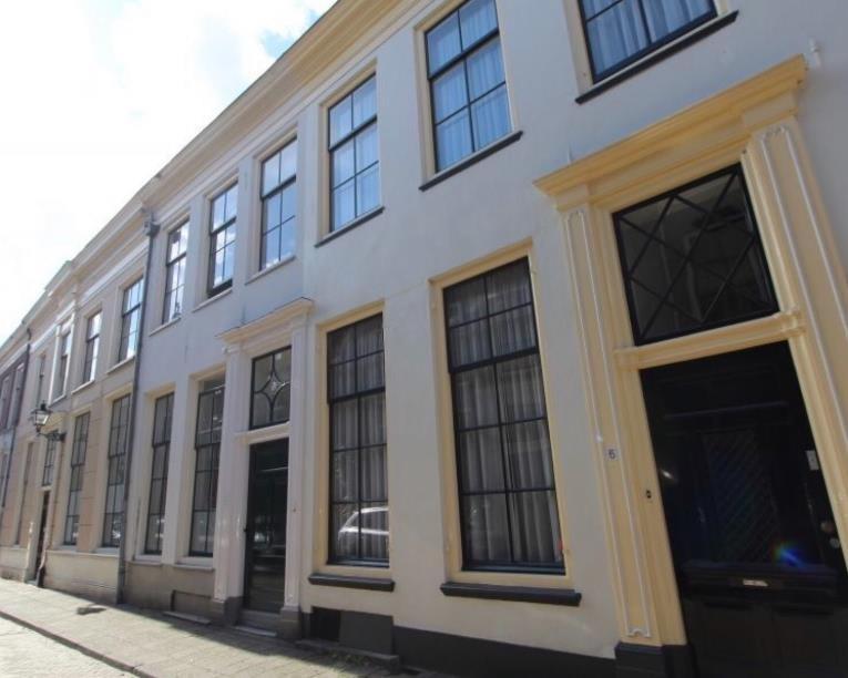 Kamer te huur in de Bloemendalstraat in Zwolle