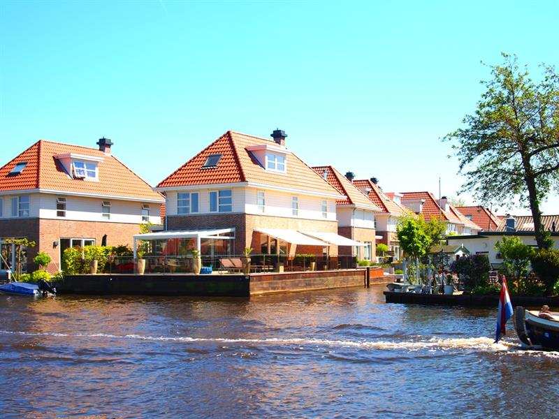 Appartement aan Werven in Aalsmeer