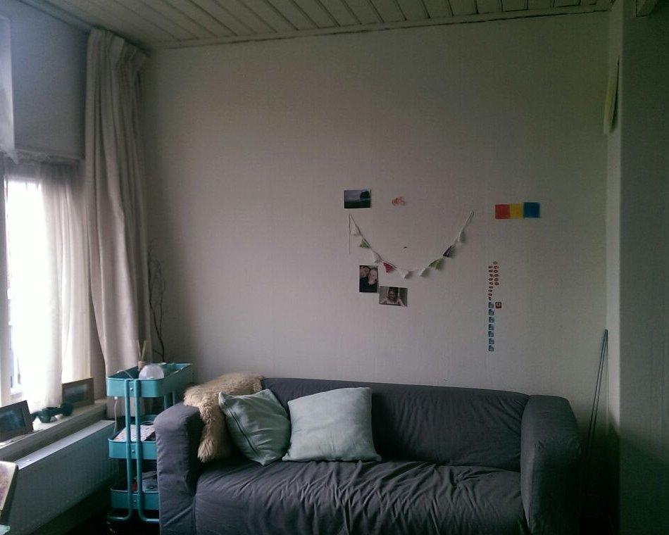 Kamer aan van Sytzamastraat in Leeuwarden
