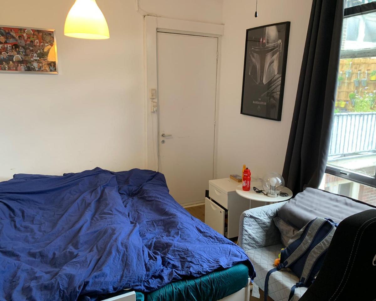 Kamer te huur in de Schreveliusstraat in Haarlem
