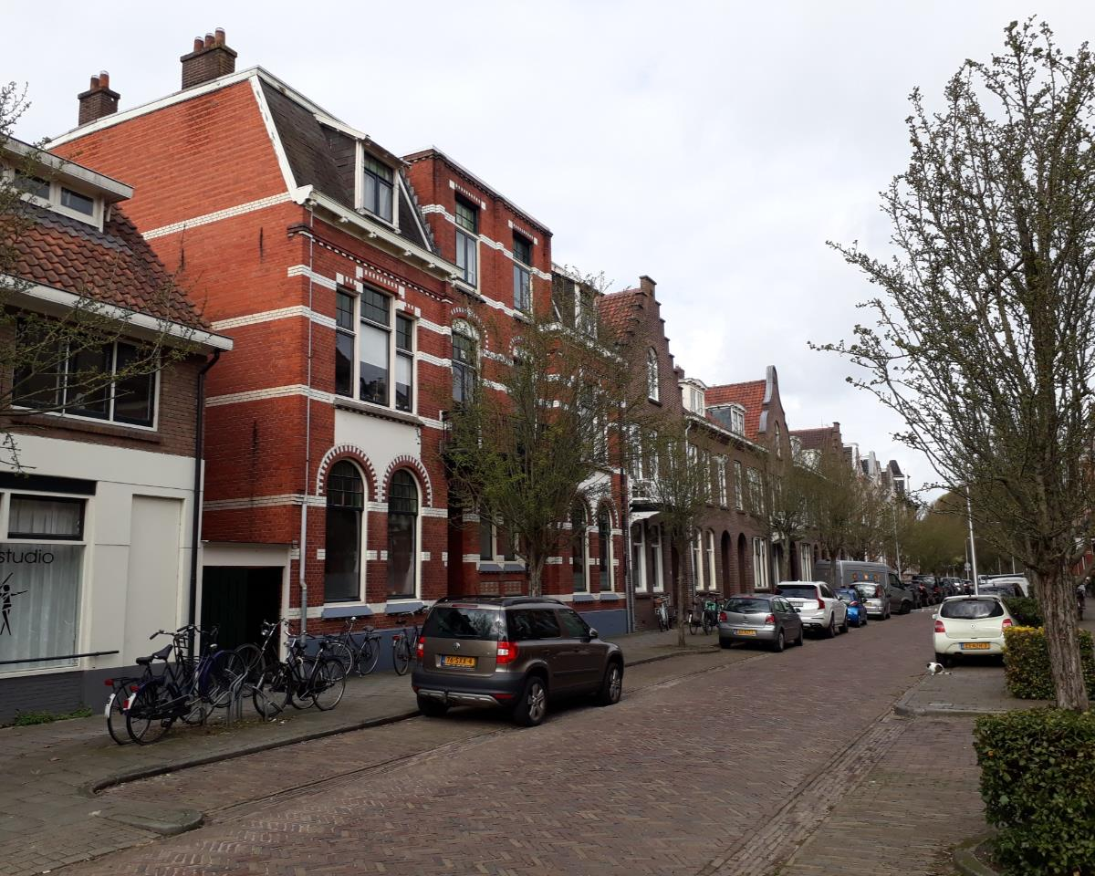 Koningin Wilhelminastraat