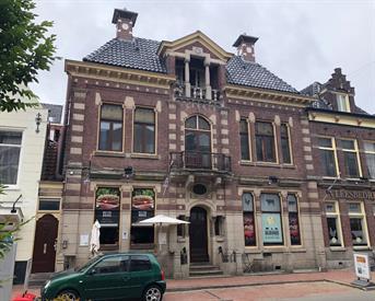 Kamer in Groningen, Nieuwe Ebbingestraat op Kamernet.nl: Gemeubileerd 2-kamer appartement