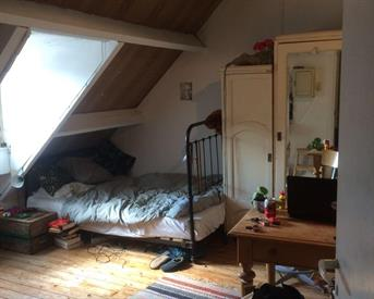 Kamer in Maastricht, Ruttensingel op Kamernet.nl: mooie kamer in gezellig meidenhuis