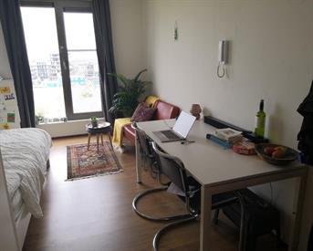 Kamer in Amsterdam, Kees Broekmanstraat op Kamernet.nl: volledig ingerichte studio in Amsterdam
