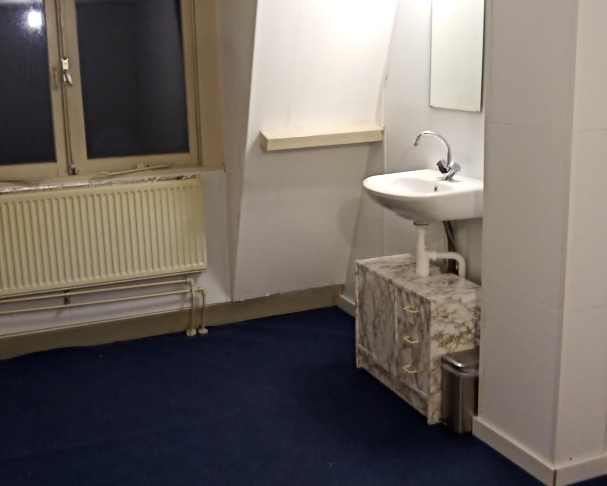 Kamer te huur in de Vroomstraat in Haarlem