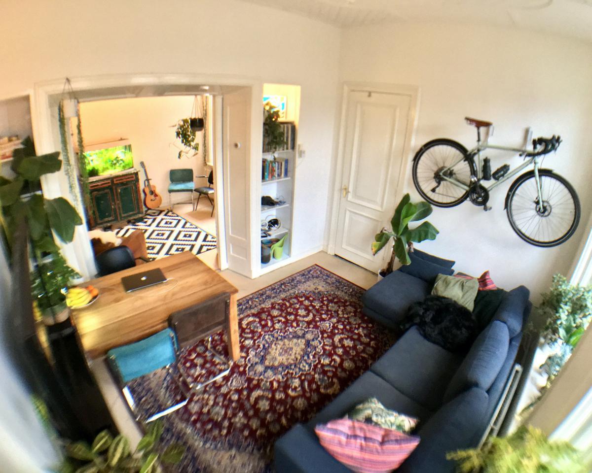 Kamer te huur in de Kleine Rozenstraat in Groningen