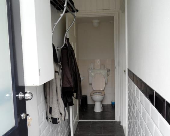 Kamer aan Aert de Gelderstraat in Leeuwarden