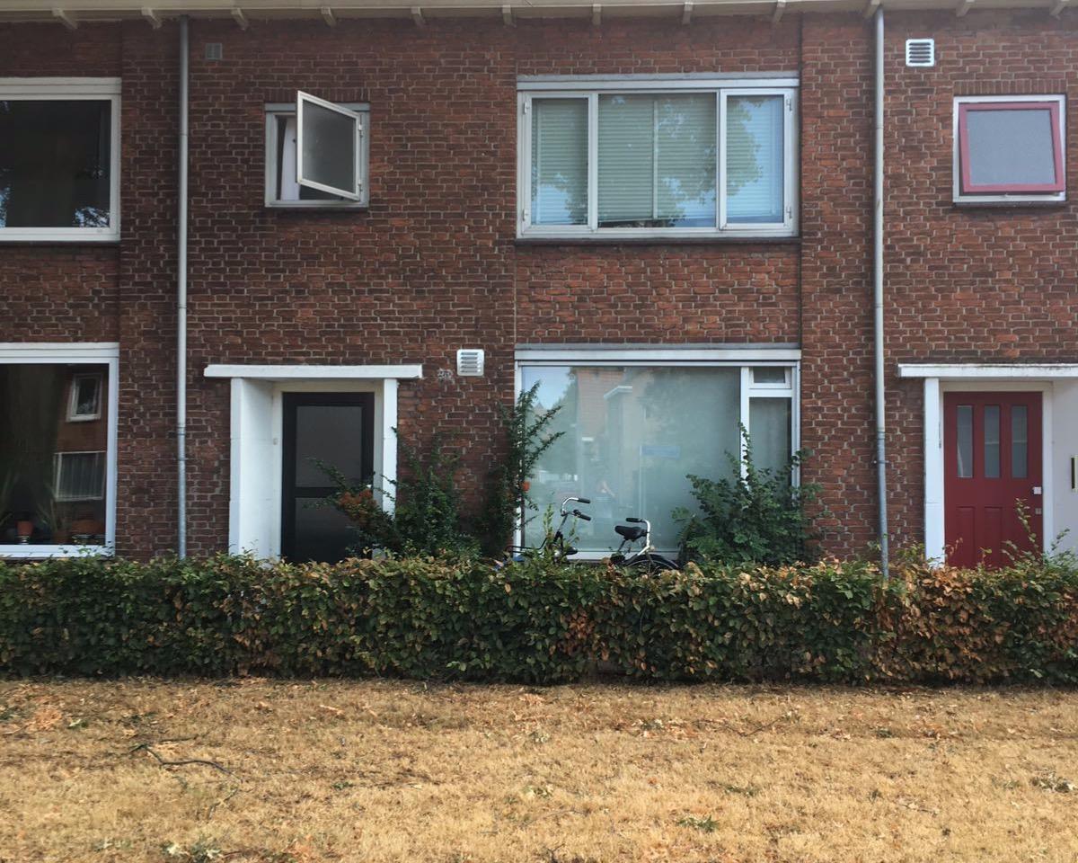 Kamer te huur in de Kruisvaardersstraat in Tilburg