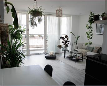 Kamer in Nijmegen, Dokstraat op Kamernet.nl: beautiful central appartment for rent 2 mothns