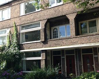 Kamer in Groningen, Heymanslaan op Kamernet.nl: Kamer met eigen balkon