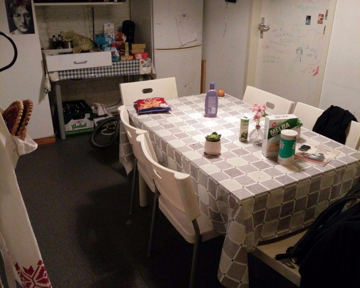 Kamer aan Bloemfonteinstraat in Eindhoven