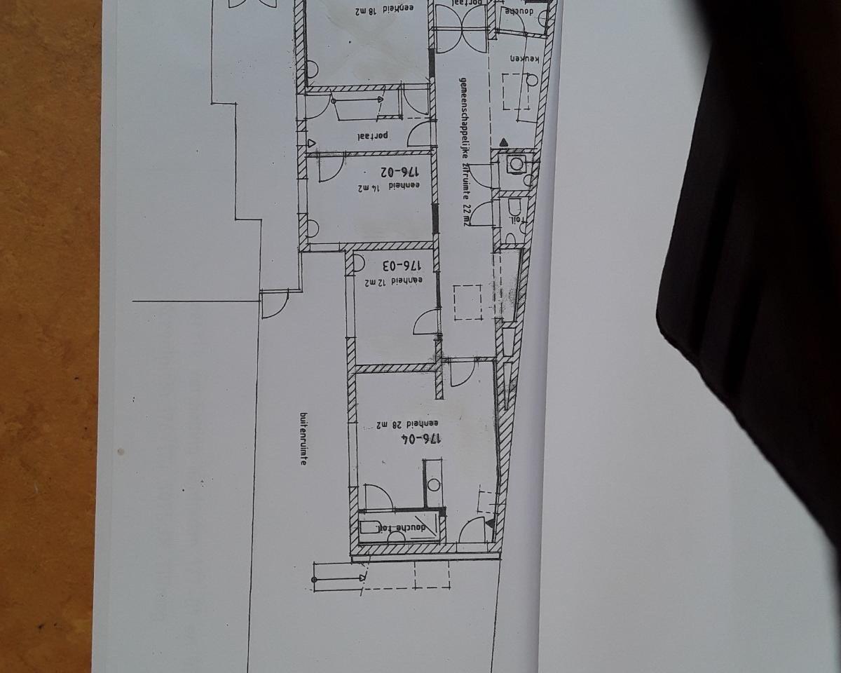 Kamer te huur op het Korvelplein in Tilburg