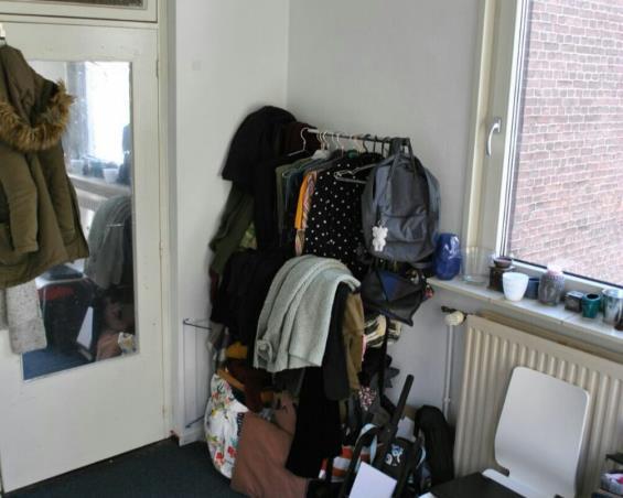 Kamer aan St. Janskerkstraat in Arnhem