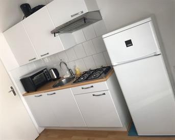 Kamer in Leiden, Bouwelouwensteeg op Kamernet.nl: Cozy, furnished house (50m2) for rent