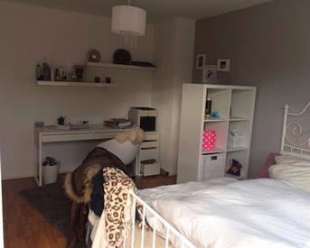 Kamer in Nijmegen, Onyxstraat op Kamernet.nl: Nice room with balcony