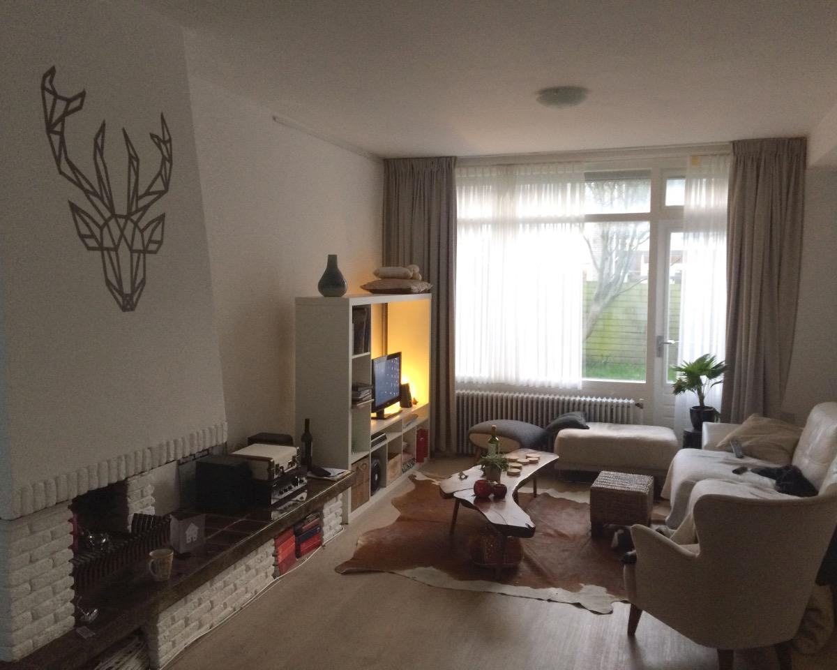 Kamer aan Mariastraat in Den Haag