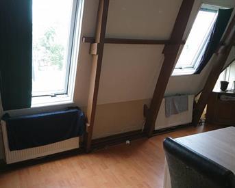 Kamer in Leeuwarden, Jakob van Aakenstraat op Kamernet.nl: Kamer in een gezellig studentenhuis
