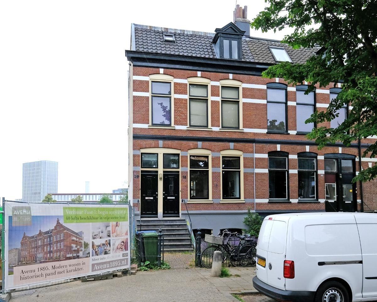 Kamer te huur in de Van Oldenbarneveldtstraat in Arnhem