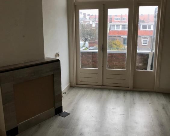 Kamer aan Leyweg in Den Haag