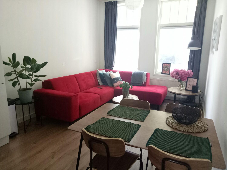 Kamer te huur in de Jan van Riebeekstraat in Amsterdam