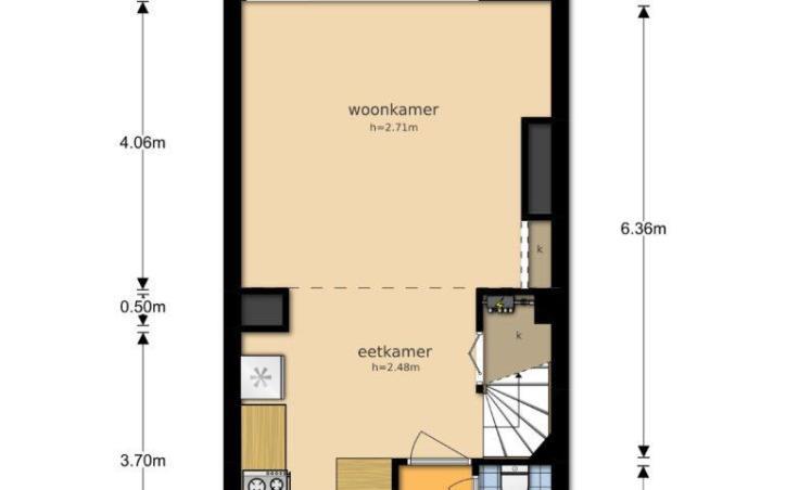 Apartment at Karel Doormanlaan in Hilversum