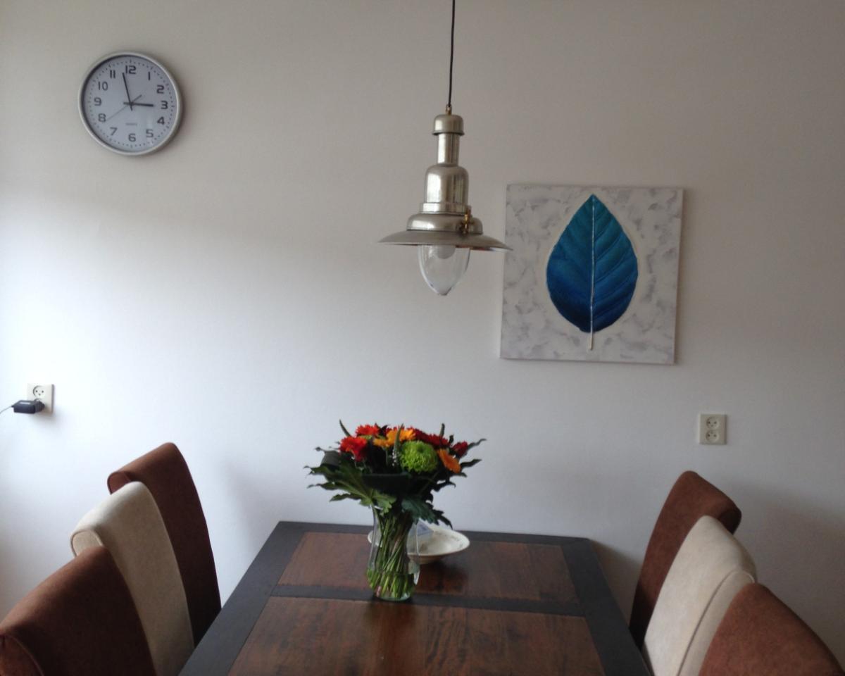 Kamer aan Hornwaard in Alkmaar