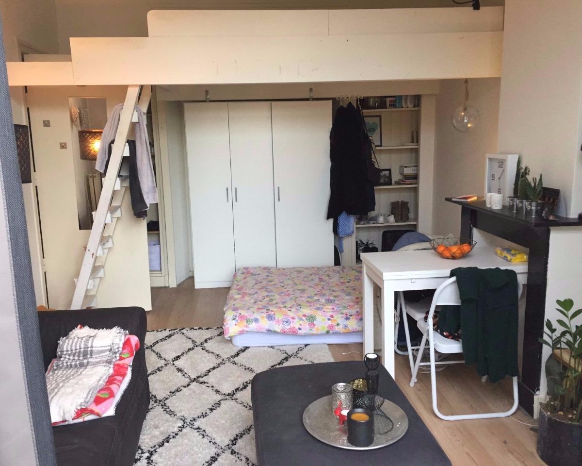 Kamer te huur in de Bilderdijkstraat in Utrecht