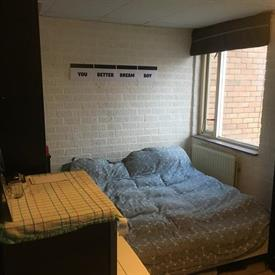 Kamer in Tilburg, Jan Evertsenstraat op Kamernet.nl: Kamer voor studenten