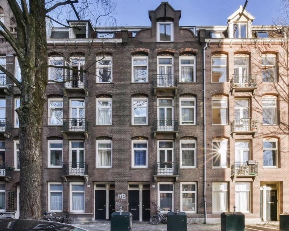 Kamer te huur in de Graaf Florisstraat in Amsterdam