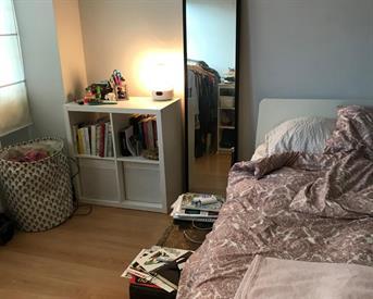 Kamer in Groningen, Kleine Rozenstraat op Kamernet.nl: Derde huisgenoot gezocht in gezellig meisjeshuis
