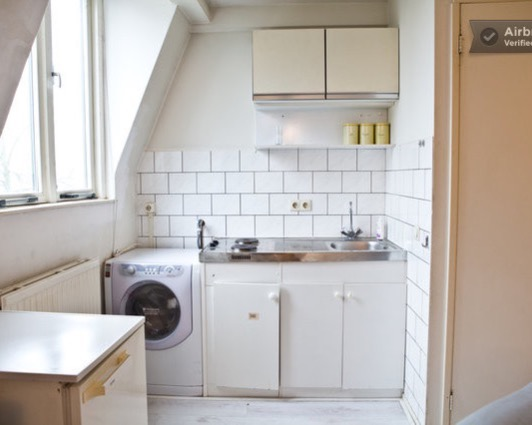 Appartement aan Wittevrouwensingel in Utrecht