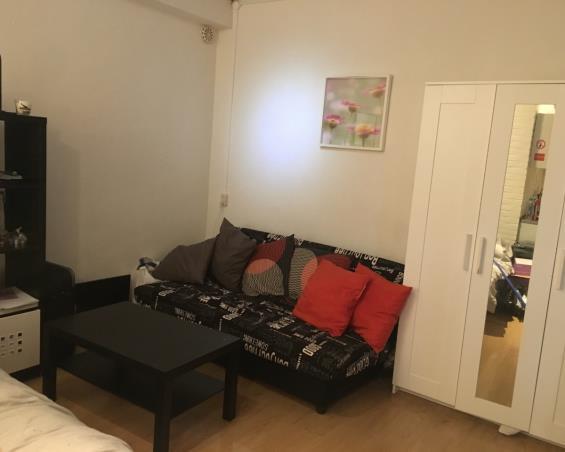 Kamer aan Heuvelstraat in Breda