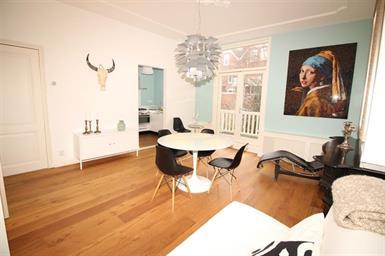 Kamer in Den Haag, Prins Hendrikstraat op Kamernet.nl: In het gezellige Zeeheldenkwartier gemeubileerd 3 kamer appartement