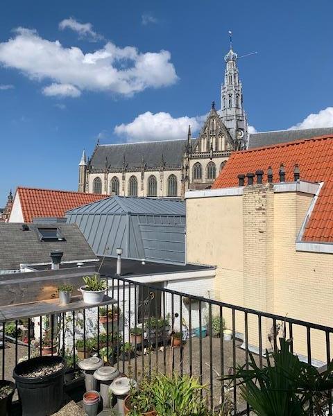 Kamer te huur in de Lange Veerstraat in Haarlem