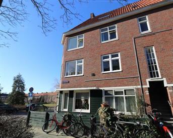 Kamer in Groningen, Van Speykstraat op Kamernet.nl: Kamer in rustig studentenhuis