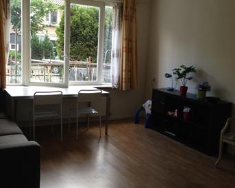 Kamer aan Slauerhoffstraat in Amsterdam
