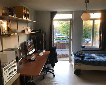 Kamer in Enschede, Mina Krusemanstraat op Kamernet.nl: Huize NIZL zoekt mannelijke huisgenoot!